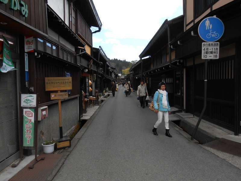 Sannomachi old merchant street