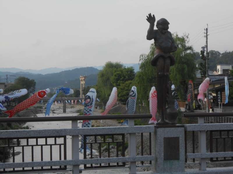 The Miyagawa river