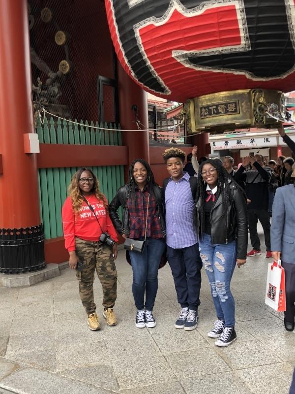 Lovely family from Las Vegas