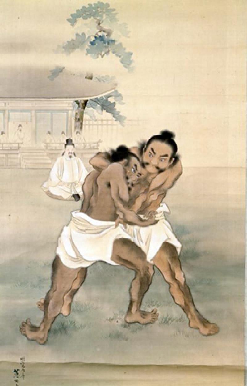 Nominosukune and Taimanokehaya