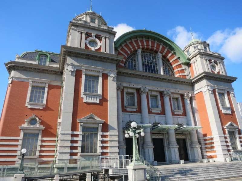 中之島中央公开堂