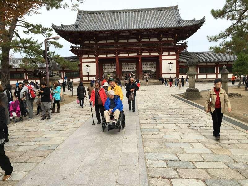 South gate of Todaiji