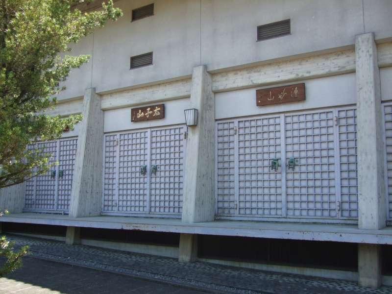 八阪神社。用於日本三大祭典之一的