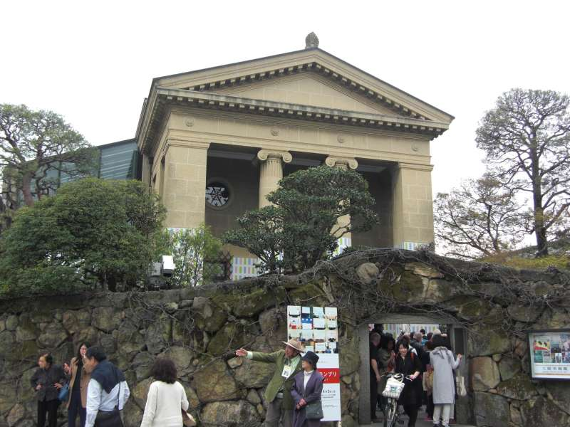 Ohara Museum of art at Kurashiki Bikan Historical Quarter