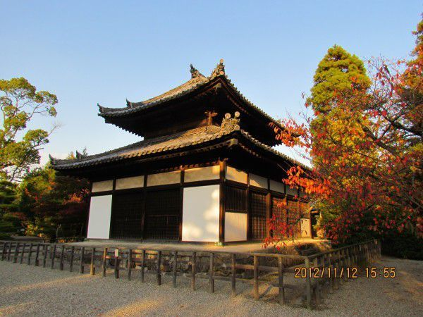 Japan's oldest three-story pagoda at Hokki-ji Temple