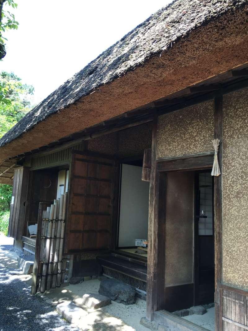 Rakushisha poetry cottage