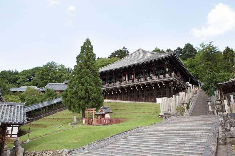 Nigatsudo Hall of Todaiji Temple