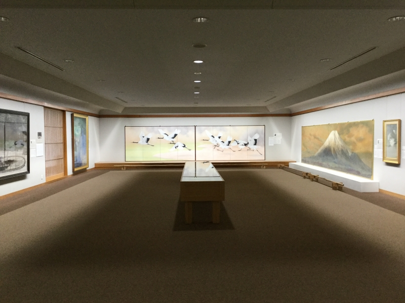 Special#2.  Narukawa Art Museum (an exhibit of Modern Japanese Paintings)
