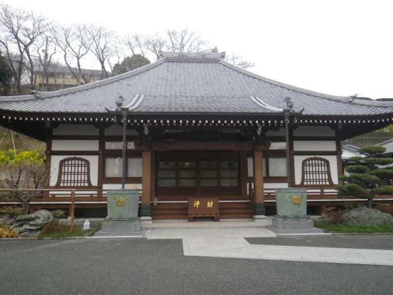 Yogen-ji Temple Yebisu: Deity of fishery