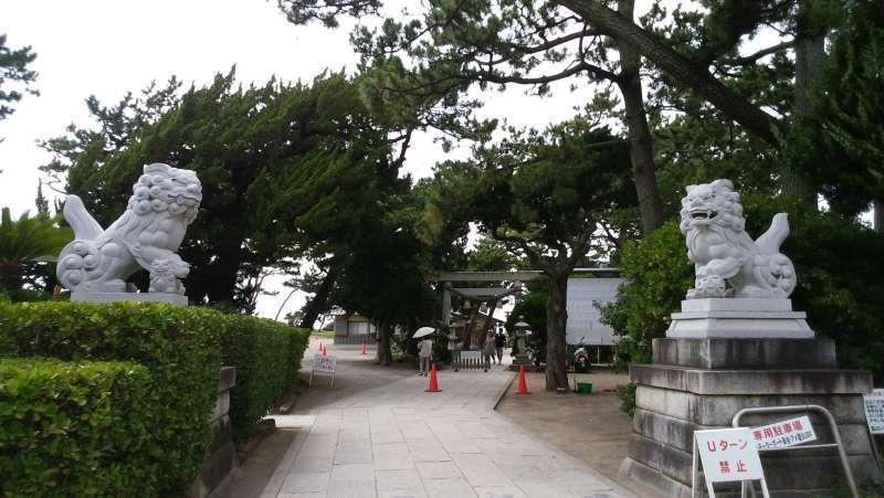 Morito Jinja Shrine