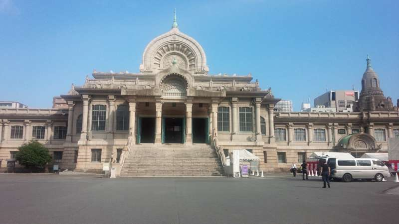 Tsukiji Honganji Temple. More than eighty year old exotic Indian style temple, Tsukiji Honganji Temple, can give you a very quiet and relaxing time. Its gorgeous pipe organ is a must see.