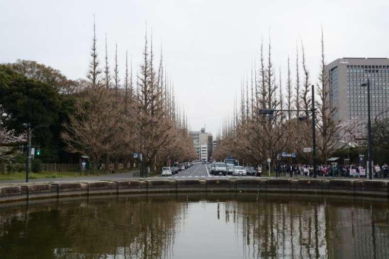 Outer Garden of Meiji Shrine