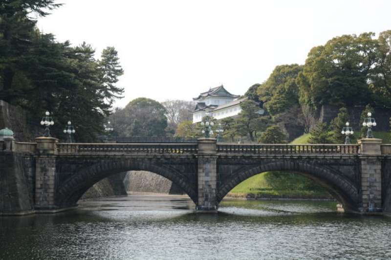 The Imperial Palace Ground